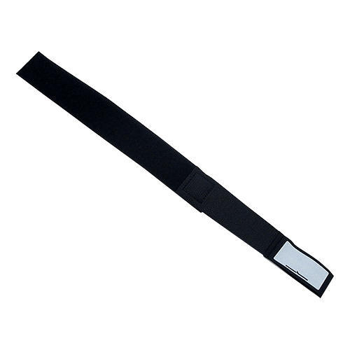 VL-CW1-09BK-10: 9 inch Rip-Tie CableWrap with Write On Tab - Black - Pack of 10