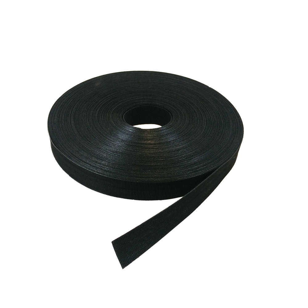 VL-RL75-75BK: 75ft 3/4 inch Rip-Tie WrapStrap Plus - Black