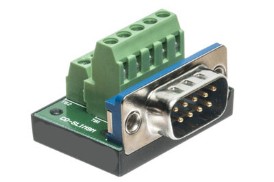 WPIN-VGAM: VGA male screw terminal connector