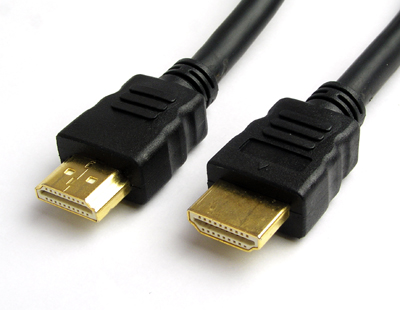 C-HDMI-1.4: 1ft to 50ft Low-cost HDMI 1.4 Cable 30AWG