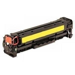 HP CE412A: Yello Toner Cartridge (305A) Compatible Remanufactured for HP CE412A