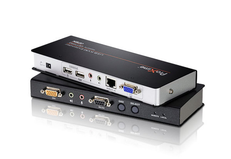 ATEN CE790: Digital USB Console Extender with Audio and Serial Support (No distance limitation) - TAA Compliant