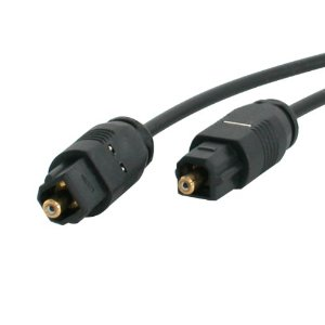 HF-CAB-OPTICAL-AUD: Low Cost Toslink Digital Optical Audio Cable 6feet