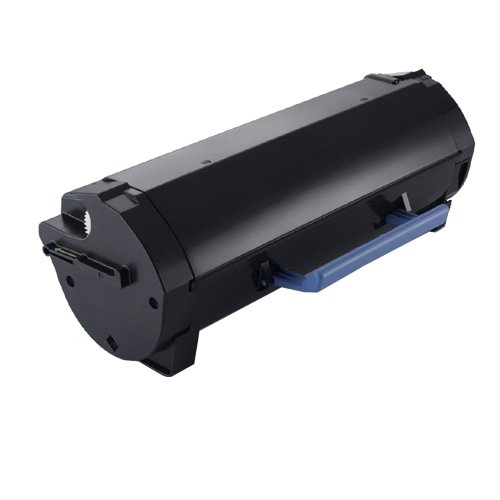 Dell B2360-3K: Reman Black Toner for B2360d/B2360dn/B3460dn/ B3465dnf. 3000 Pages
