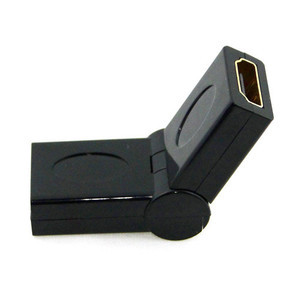 H360-1: Rotatable HDMI coupler F/F