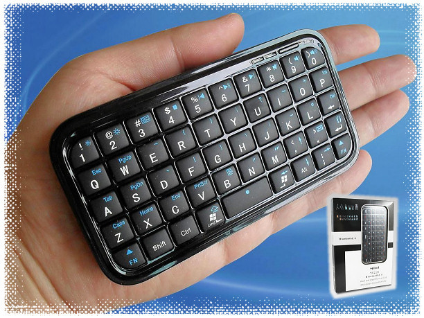 HF-KB-BLUETOOTH: Mini Bluetooth Keyboard