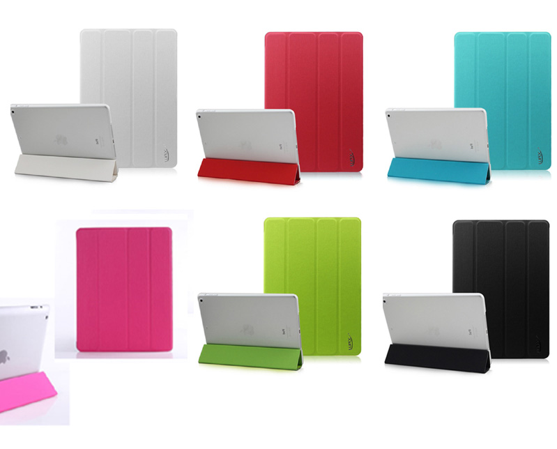 iPa-AS: Ultral Slim Smatr Case w/Back cover for iPad Air