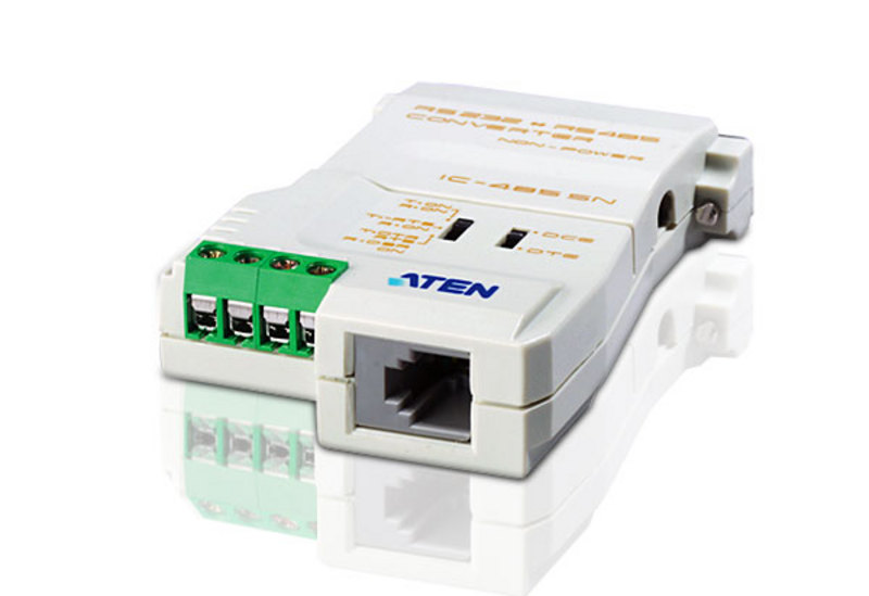 ATEN IC485SN: RS-232/RS-485 Interface Converter
