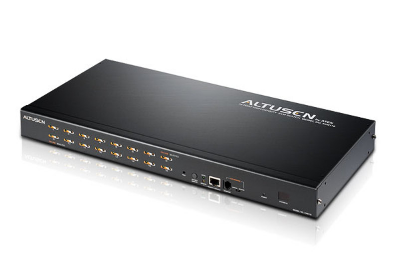 ATEN KH0116: 16-Port High-Density KVM Switch