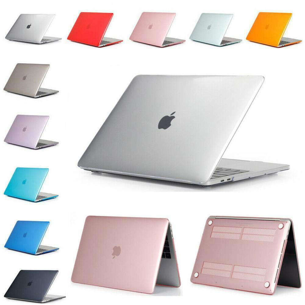 "HF-MBA-CSC: MacBook Air 13 Inch Ultra Slim Snap On Protective Case For Apple MacBook Air 13.3"" (A1466 / A1369), Aoorted color"