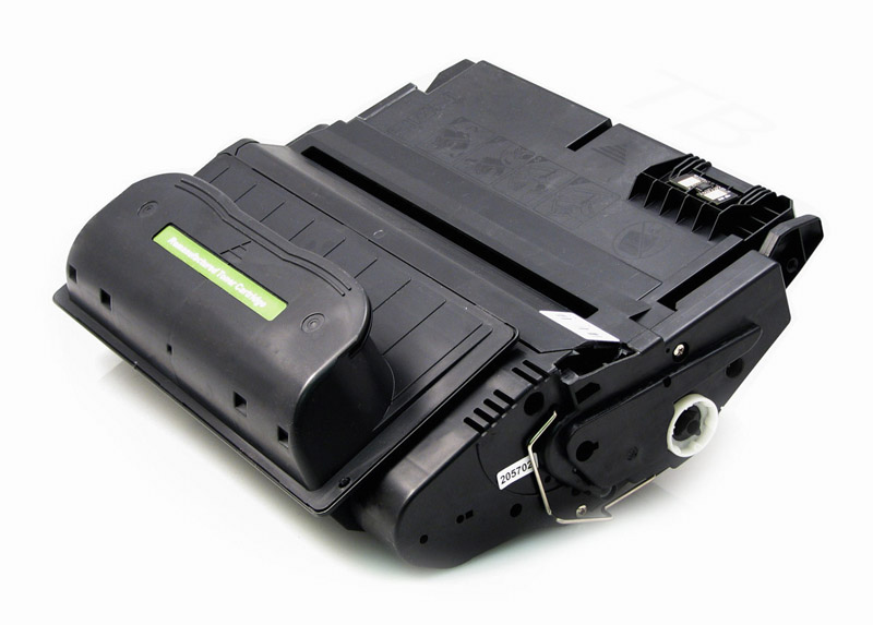 HP Q1338A: Universal for 38A, 39A, 42X, 45A HP Q1338A Toner Cartridge - Remanufactured