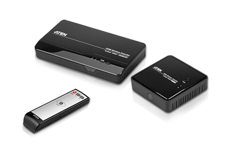 ATEN VE809: HDMI wireless extender