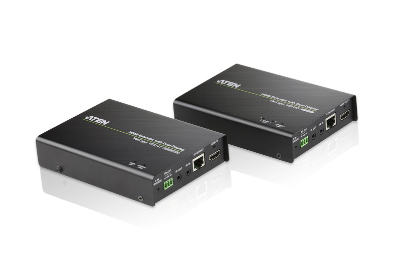 ATEN VE814: Cat5 HDMI Extender up to 330ft w/IR support