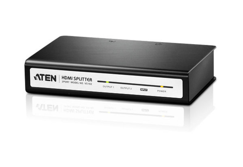 ATEN VS182: 2-Port HDMI Splitter