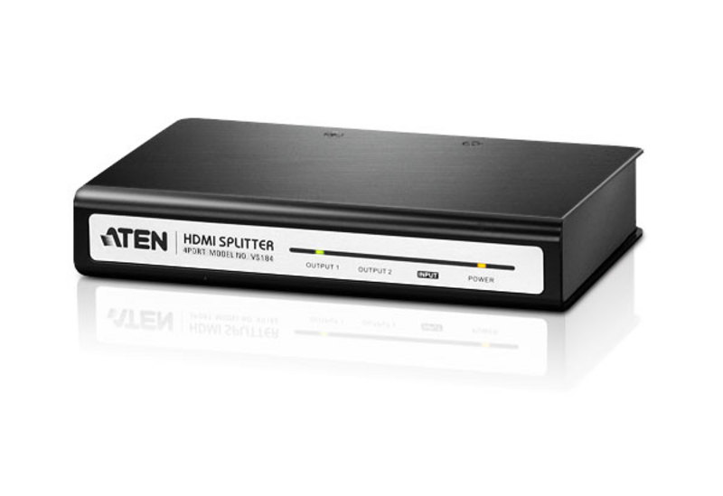 ATEN VS184: 4-Port HDMI Splitter