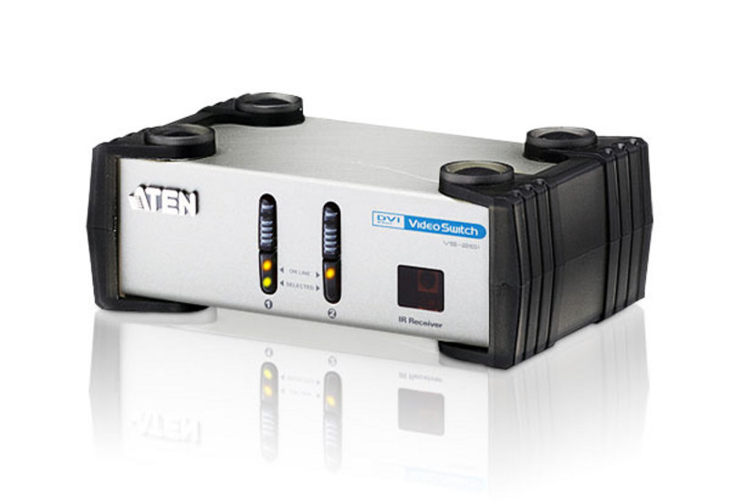 ATEN VS261: 2-Port DVI Video Switch
