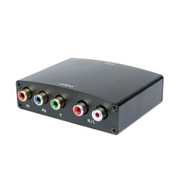 YCH01: HDMI to Component Audio Converter