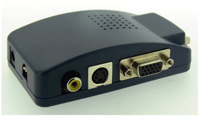 YS-VG01: PC VGA to TV RCA Video Converter